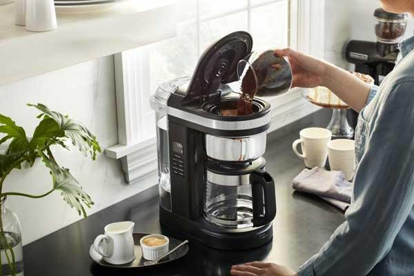 خرید قهوه ساز اسپرسو و قهوه جوش به قیمت عمده در ایران