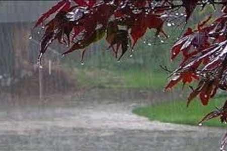 بارش های پاییزی با تاخیر آغاز می شود